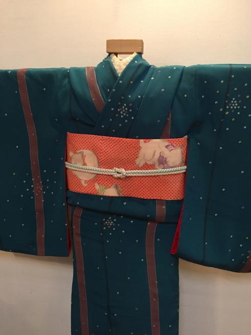 「今昔きもの市」藤着物・ドット鹿の子着物♪販売商品14_c0321302_00410181.jpg