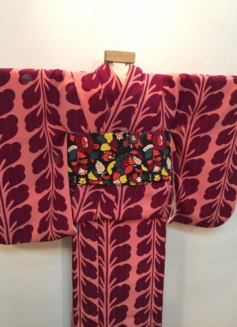 「今昔きもの市」藤着物・ドット鹿の子着物♪販売商品14_c0321302_00435901.jpg