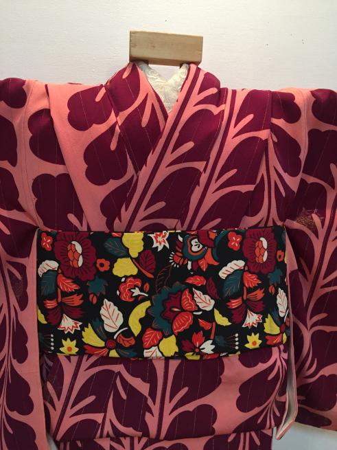 「今昔きもの市」藤着物・ドット鹿の子着物♪販売商品14_c0321302_00443490.jpg