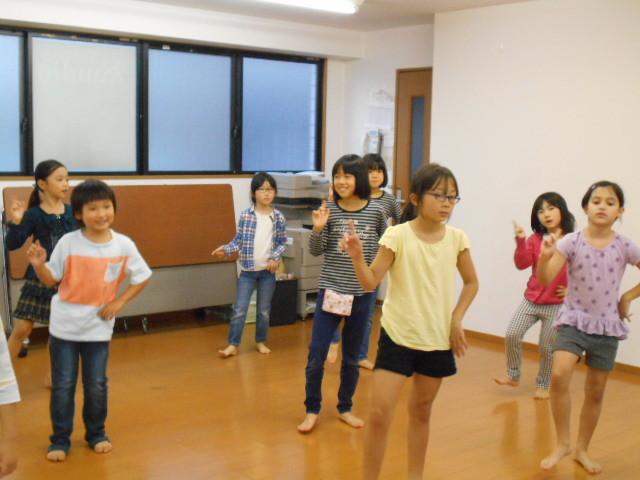 10月21日 ダンス教室_c0315908_19101913.jpg