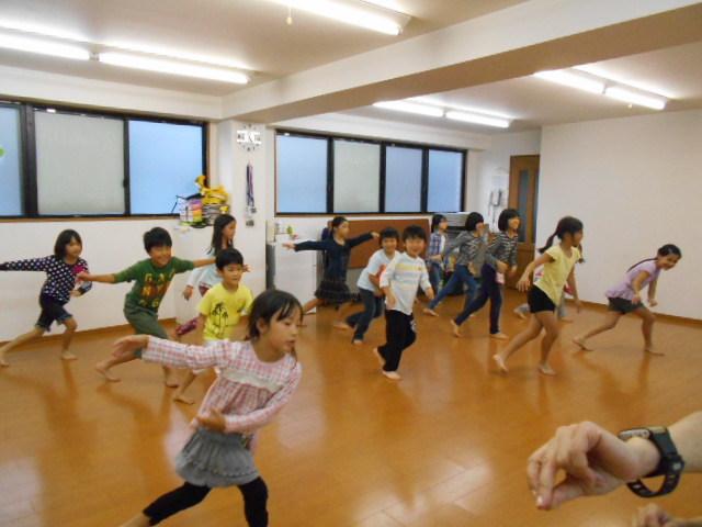 10月21日 ダンス教室_c0315908_19101933.jpg