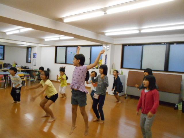 10月21日 ダンス教室_c0315908_19101948.jpg