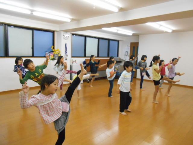 10月21日 ダンス教室_c0315908_19102034.jpg