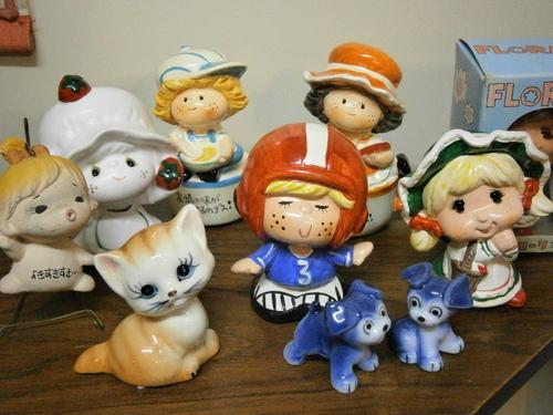 ファンシーな陶器人形、など♪_e0199317_2151724.jpg