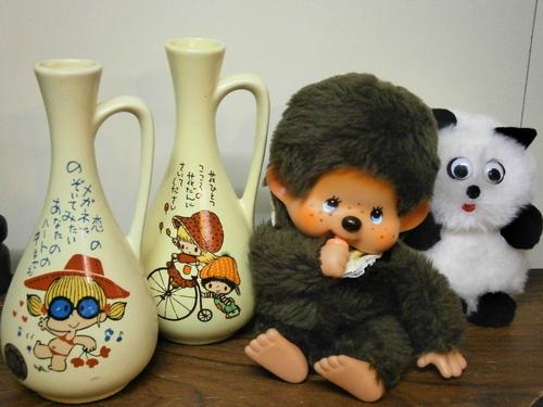ファンシーな陶器人形、など♪_e0199317_2164074.jpg