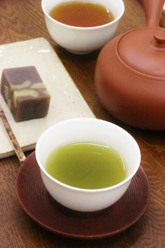 暮らしに素敵な日本茶を! 10月_b0220318_10103875.jpg
