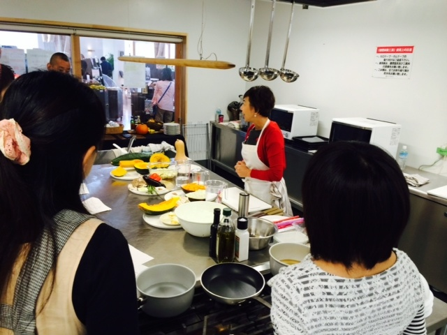 「トレッタみよし」で山本先生のお料理教室 開催_b0290120_14432136.jpg