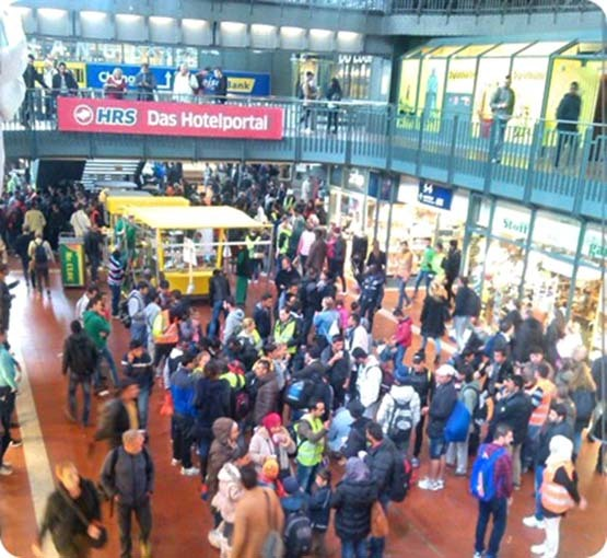 ウィーンにいらした難民の方々_c0352544_13282939.jpg