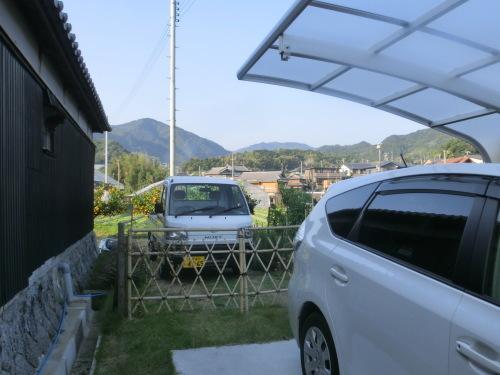 車が二台になって 軽トラでドライブ~_e0291149_15470860.jpg