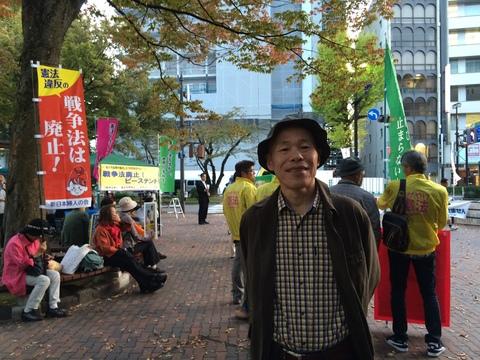 古都・金沢で戦争法廃止を叫ぶ_b0050651_1063872.jpg