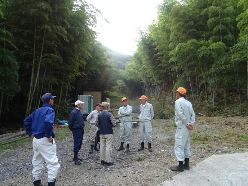 多奈川財産区「竹の里」訪問_c0108460_16103530.jpg