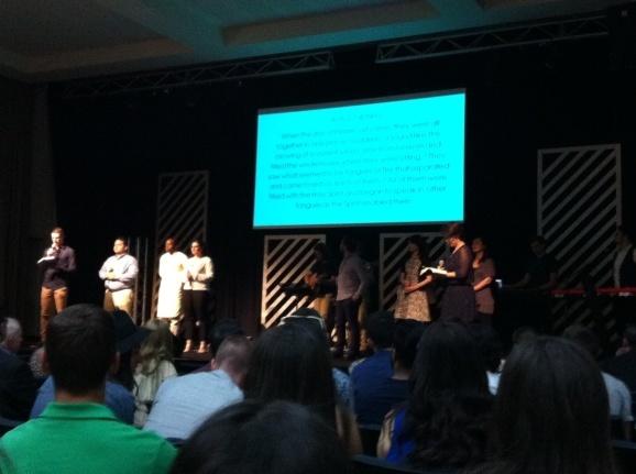 Church together~!!!_f0234165_18470219.jpg