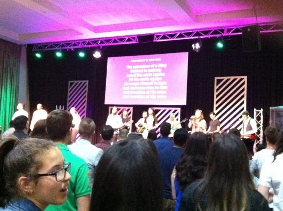 Church together~!!!_f0234165_18492532.jpg