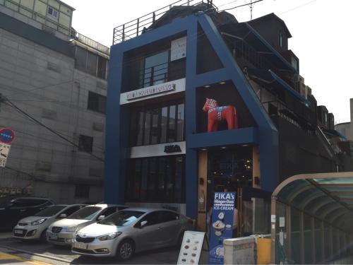 15年SWソウル  8★新沙周辺をお散歩_d0285416_08531157.jpg