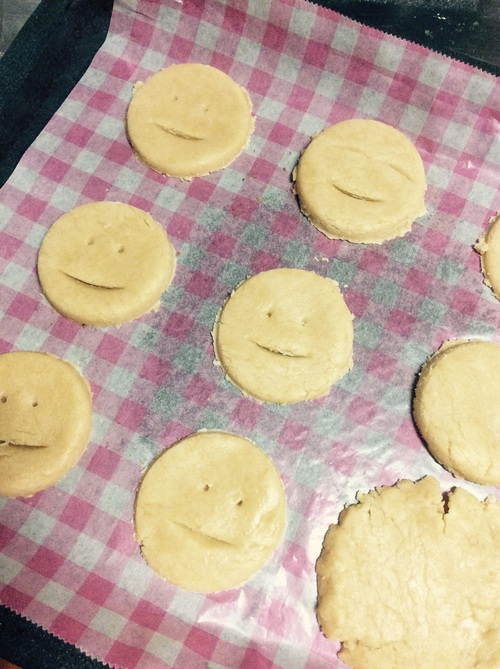 2度目でクッキー♪( ´▽`)!_a0188838_18335497.jpg
