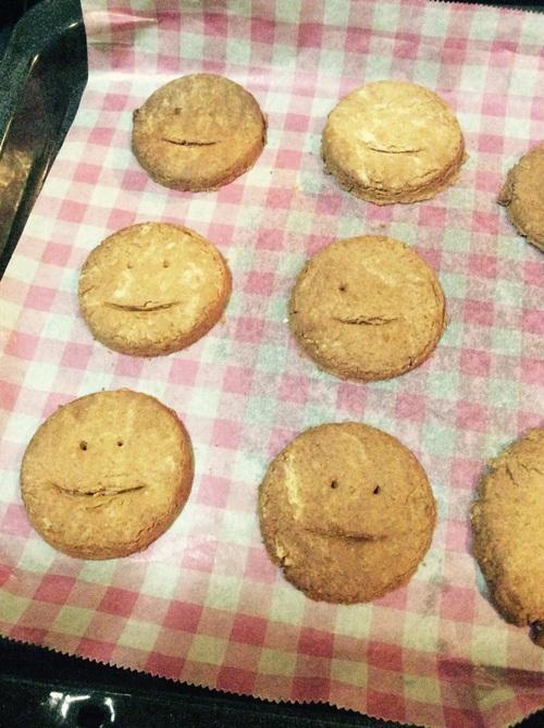 2度目でクッキー♪( ´▽`)!_a0188838_1838404.jpg