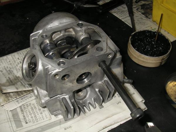 リトルカブ ボアアップとエンジン調整_e0218639_22445585.jpg