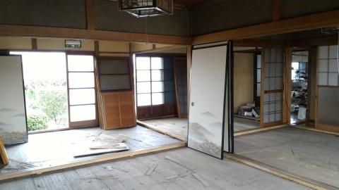 杉戸町の耐震リフォーム 工事が始まりました_b0274159_11452171.jpg