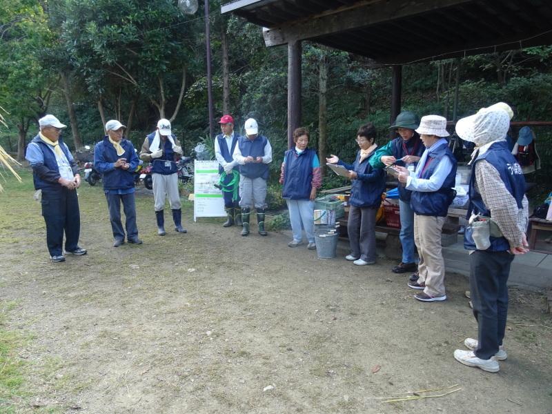 淡輪小学校1年生遠足サポート「里山体験」  in うみべの森_c0108460_21442815.jpg