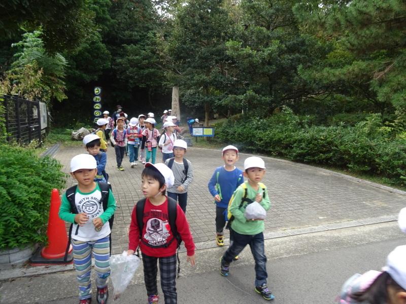 淡輪小学校1年生遠足サポート「里山体験」  in うみべの森_c0108460_22311373.jpg