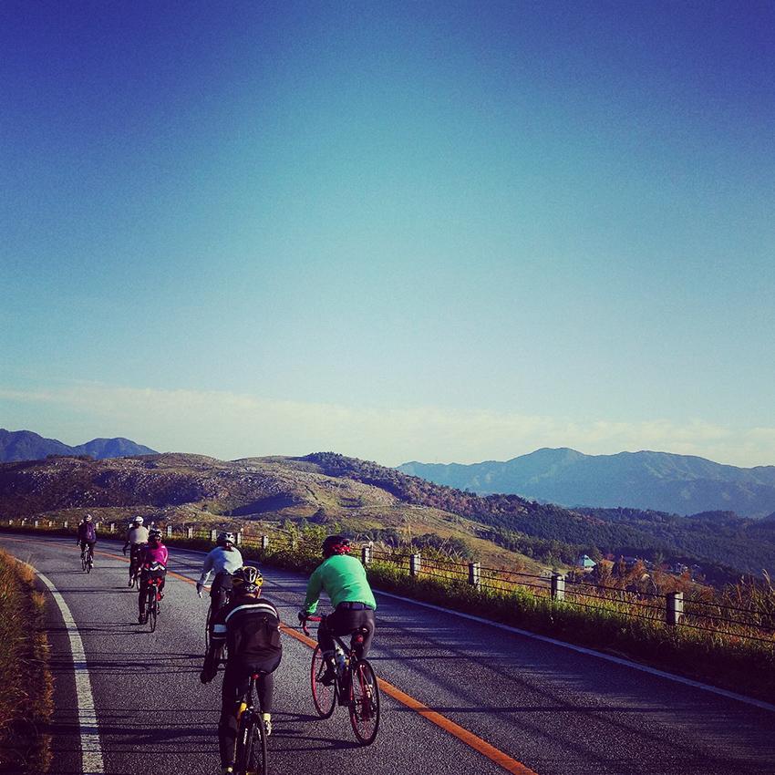 10月19日(月)に開催された「voyAge touring \'Le Tour de Yamaguchi 190km\'」的日記_c0351373_1022077.jpg