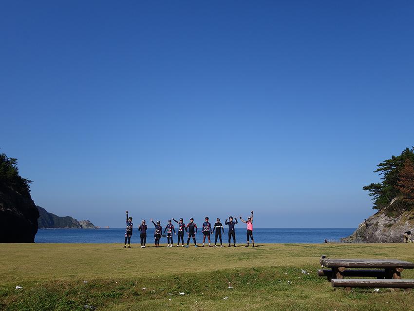 10月19日(月)に開催された「voyAge touring \'Le Tour de Yamaguchi 190km\'」的日記_c0351373_10252718.jpg