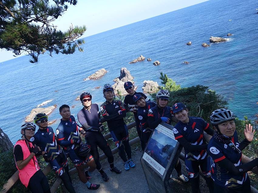 10月19日(月)に開催された「voyAge touring \'Le Tour de Yamaguchi 190km\'」的日記_c0351373_10261833.jpg