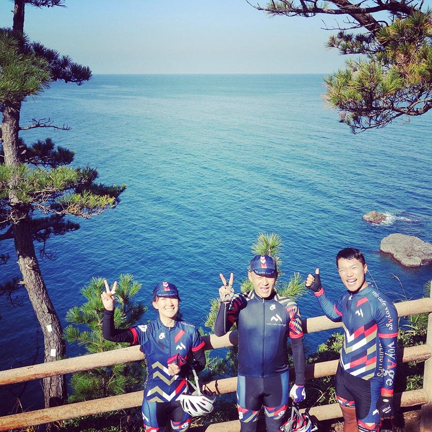10月19日(月)に開催された「voyAge touring \'Le Tour de Yamaguchi 190km\'」的日記_c0351373_10283879.jpg