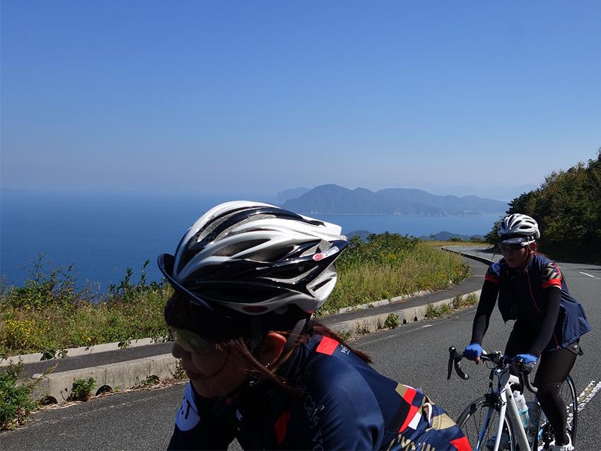 10月19日(月)に開催された「voyAge touring \'Le Tour de Yamaguchi 190km\'」的日記_c0351373_10303465.jpg