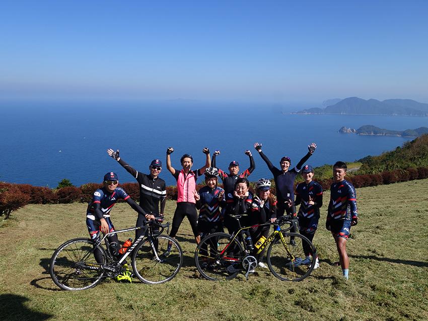 10月19日(月)に開催された「voyAge touring \'Le Tour de Yamaguchi 190km\'」的日記_c0351373_10314092.jpg
