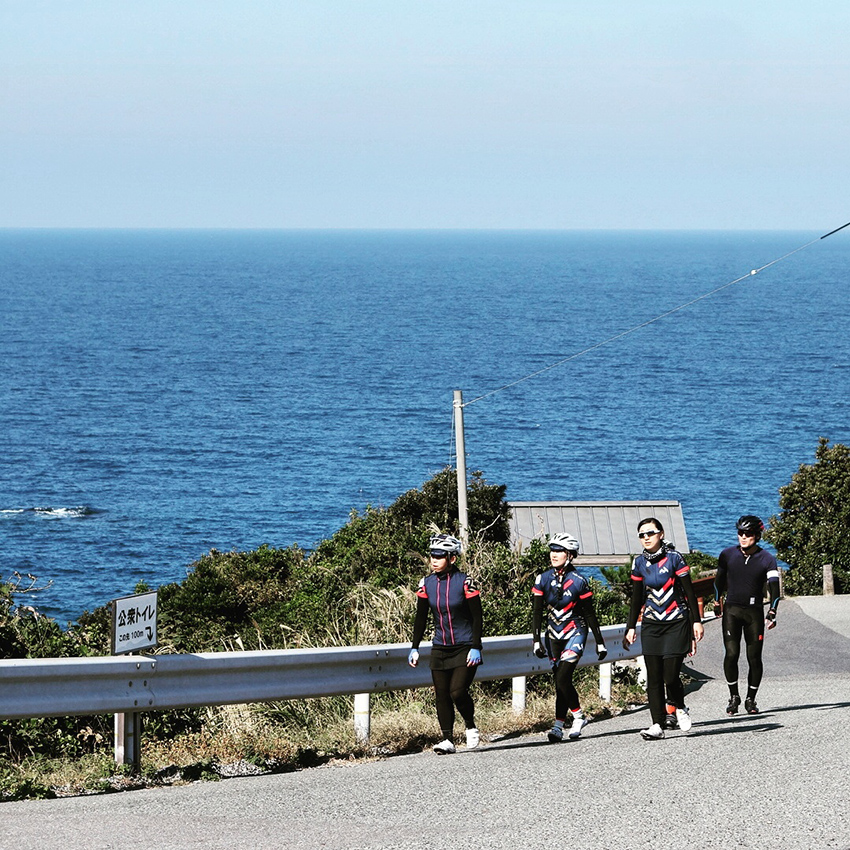 10月19日(月)に開催された「voyAge touring \'Le Tour de Yamaguchi 190km\'」的日記_c0351373_10371519.jpg