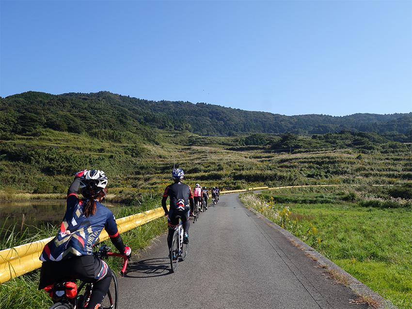 10月19日(月)に開催された「voyAge touring \'Le Tour de Yamaguchi 190km\'」的日記_c0351373_1038493.jpg
