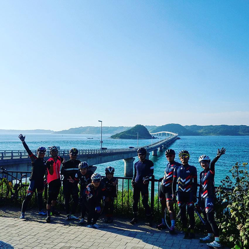 10月19日(月)に開催された「voyAge touring \'Le Tour de Yamaguchi 190km\'」的日記_c0351373_10395069.jpg