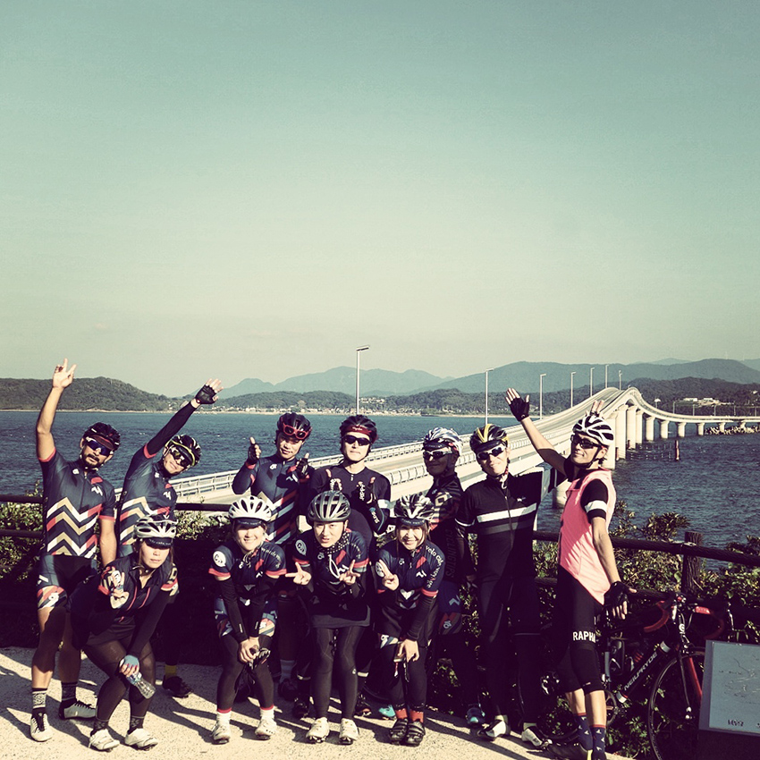 10月19日(月)に開催された「voyAge touring \'Le Tour de Yamaguchi 190km\'」的日記_c0351373_10401196.jpg