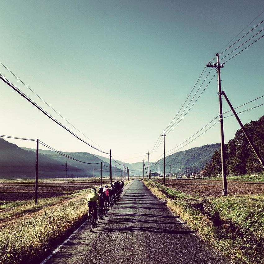 10月19日(月)に開催された「voyAge touring \'Le Tour de Yamaguchi 190km\'」的日記_c0351373_1091959.jpg