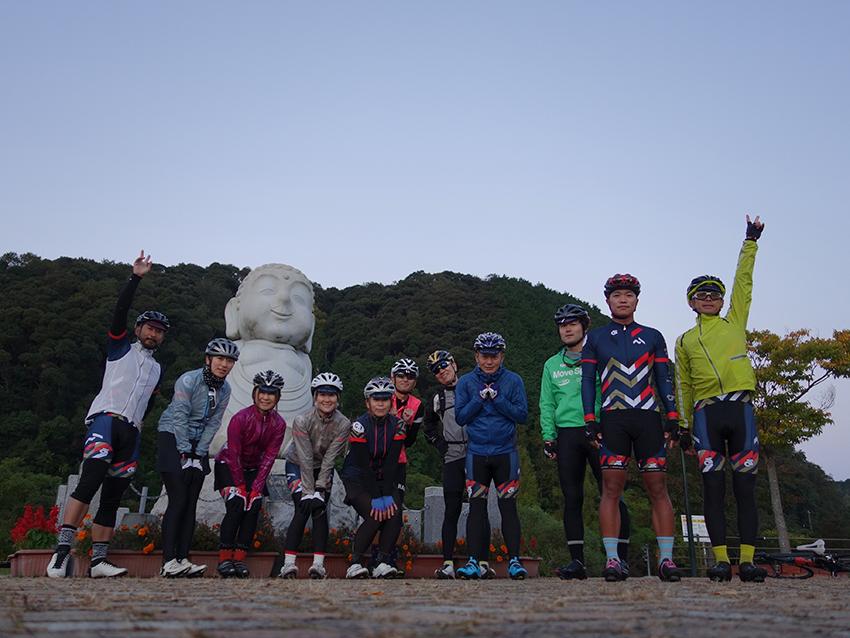10月19日(月)に開催された「voyAge touring \'Le Tour de Yamaguchi 190km\'」的日記_c0351373_1094617.jpg