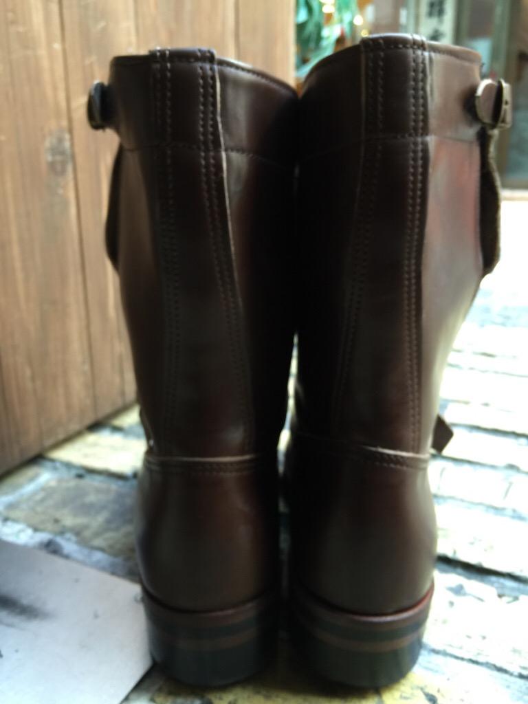 神戸店10/24(土)ヴィンテージ&スーペリア入荷!#6  RRL Engineer Boots!+Shoe&Boots Item!!! (T.W.神戸店)_c0078587_2238498.jpg