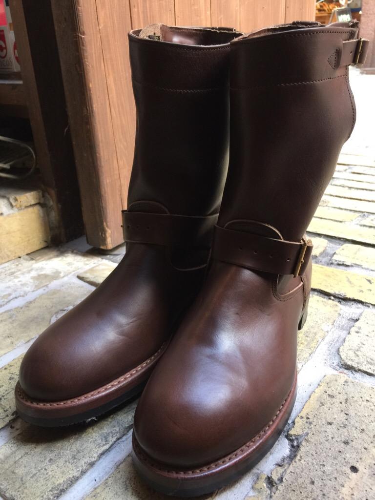 神戸店10/24(土)ヴィンテージ&スーペリア入荷!#6  RRL Engineer Boots!+Shoe&Boots Item!!! (T.W.神戸店)_c0078587_22393985.jpg