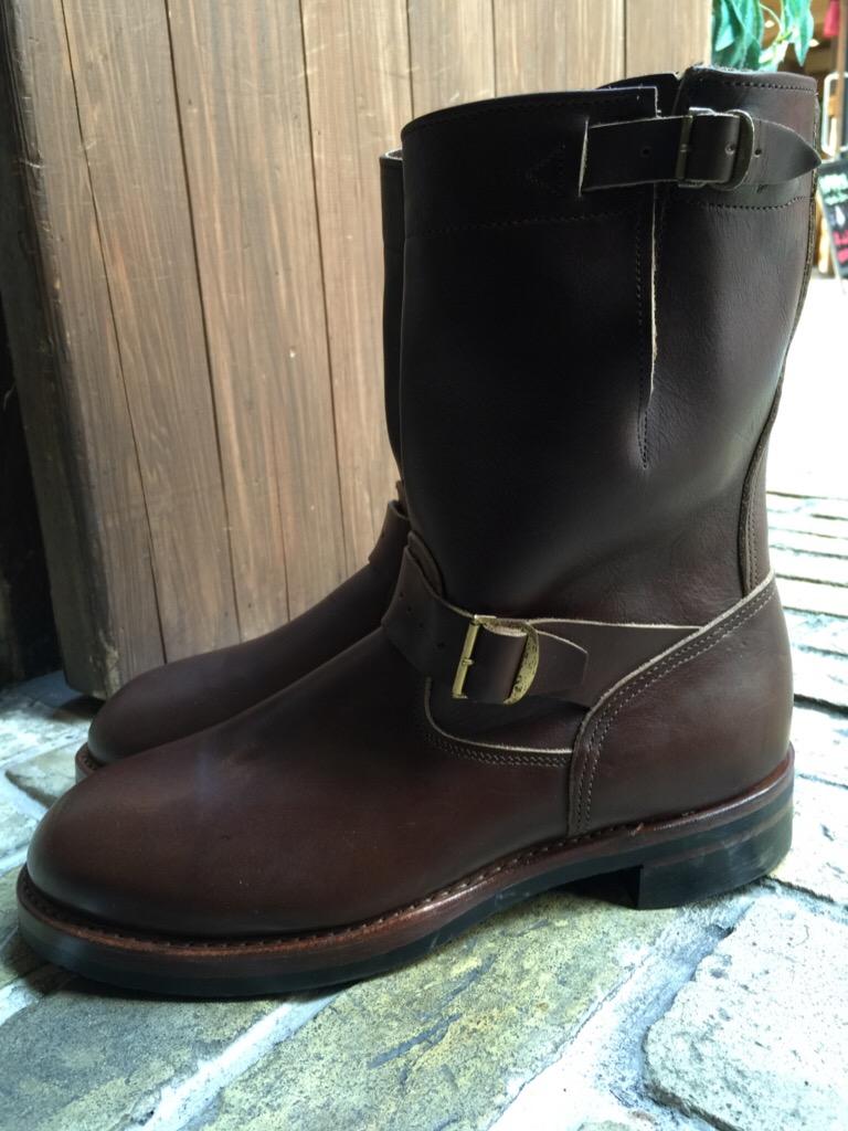 神戸店10/24(土)ヴィンテージ&スーペリア入荷!#6  RRL Engineer Boots!+Shoe&Boots Item!!! (T.W.神戸店)_c0078587_22395039.jpg