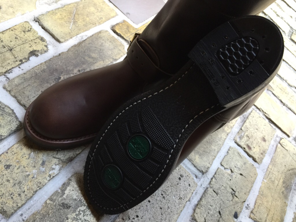 神戸店10/24(土)ヴィンテージ&スーペリア入荷!#6  RRL Engineer Boots!+Shoe&Boots Item!!! (T.W.神戸店)_c0078587_22401157.jpg