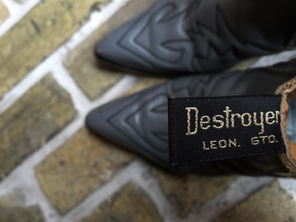 神戸店10/24(土)ヴィンテージ&スーペリア入荷!#6  RRL Engineer Boots!+Shoe&Boots Item!!! (T.W.神戸店)_c0078587_2255697.jpg