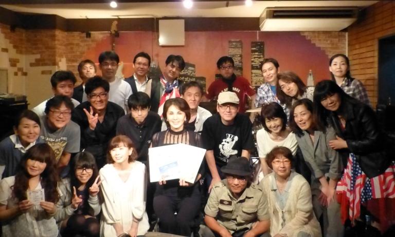 2015年9月21日、MayumiさんZOEでの、最後のカラフルライブでした。_e0188087_2362011.jpg