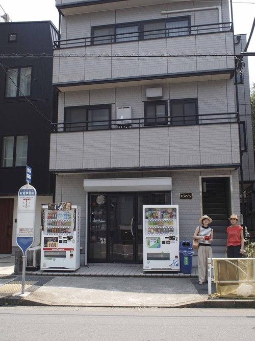 「あたらしい日々」東京展示   道案内その1_e0230987_22265762.jpg