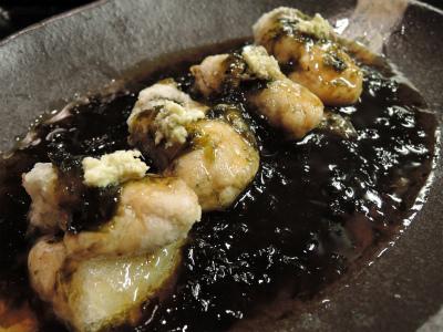 牡蠣豆腐オサノリあん_f0157910_13331952.jpg