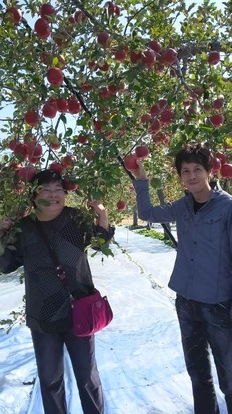 リンゴ園見学🍎_c0090212_21254236.jpg