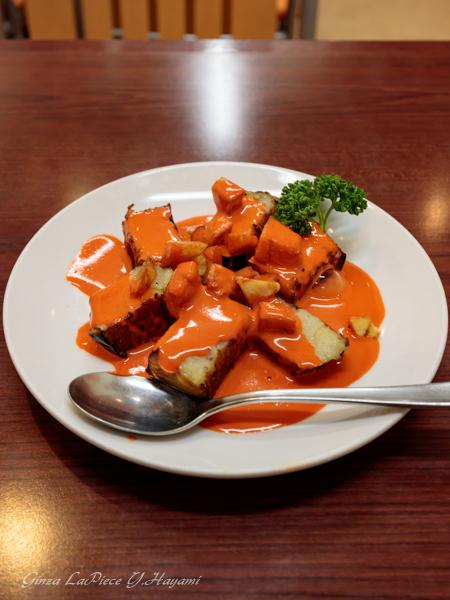 新川ディナー カレーを食うなら新川デリー_b0133053_23543491.jpg