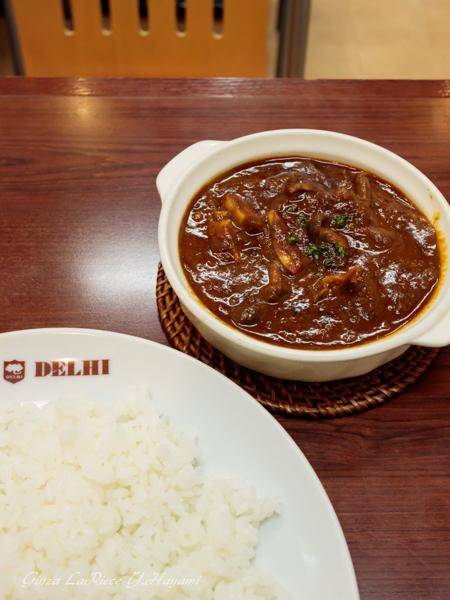 新川ディナー カレーを食うなら新川デリー_b0133053_23543622.jpg