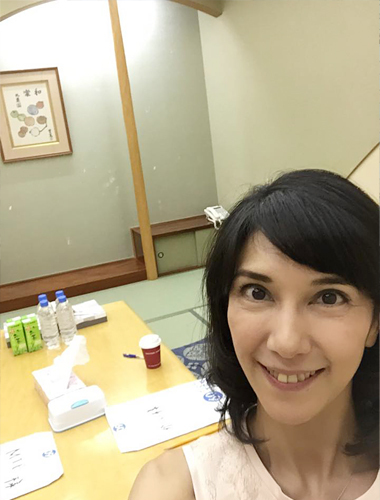 TBS「教えて!ココロくん」の収録でまさかの大先生と!_d0169072_14350740.jpg
