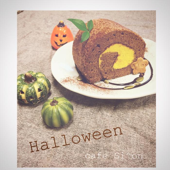 Halloween限定sweets🎃_c0134086_14515044.jpg