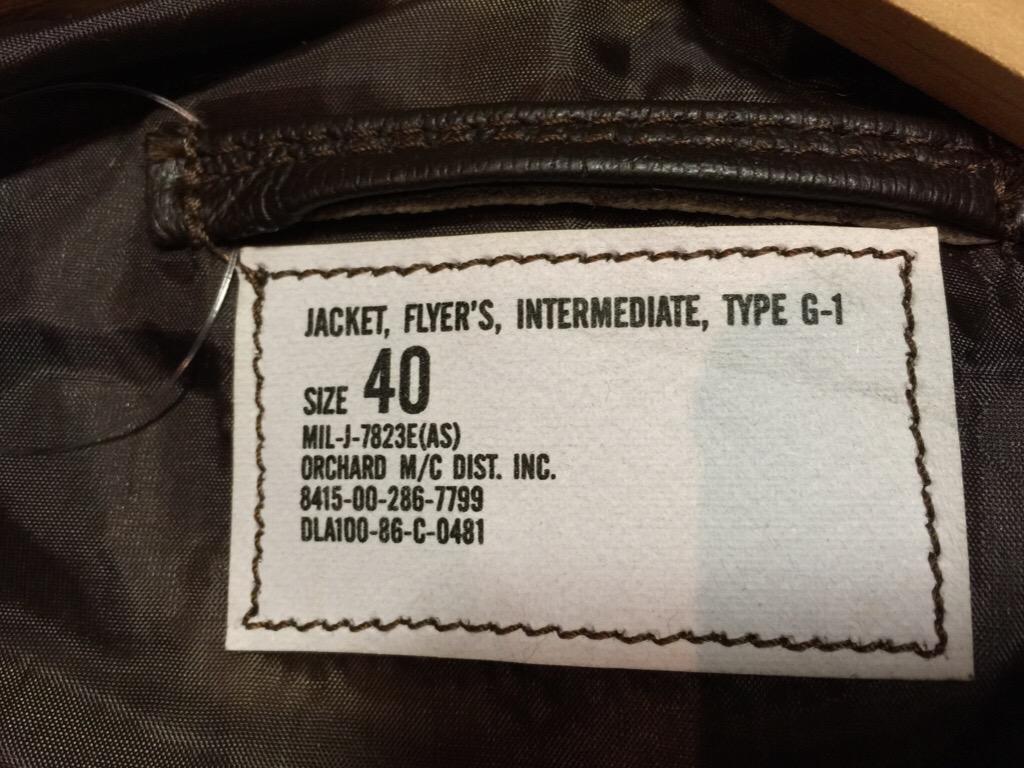 神戸店10/24(土)ヴィンテージ&スーペリア入荷!#7 1950\'s G-1,N-1Deck Pants,Military Item(T.W.)_c0078587_16374377.jpg